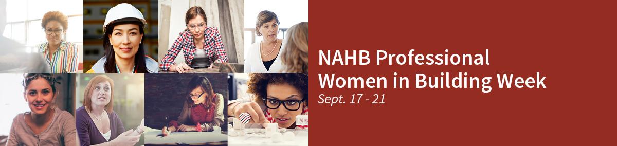 NAHB women building week
